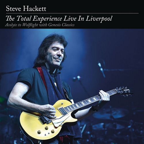 Steve Hackett-The Total Experience: Live in Liverpool-2CD-2016  - STEVE HACKETT